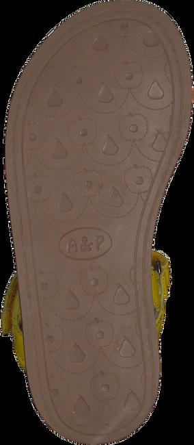 Gele APPLES & PEARS Sandalen FANNY  - large