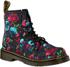 Multi DR MARTENS Veterboots 1460 ROSE J  - small