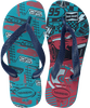 blauwe HAVAIANAS Slippers CARS  - small