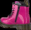 Roze DR MARTENS Veterboots 1460 K DELANEY - small
