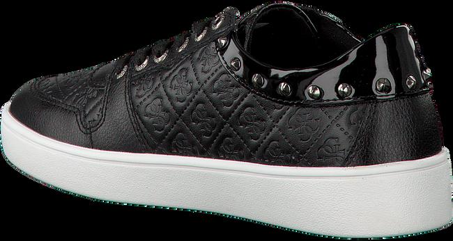 Zwarte GUESS Sneakers FLGIA3 PAT12  - large