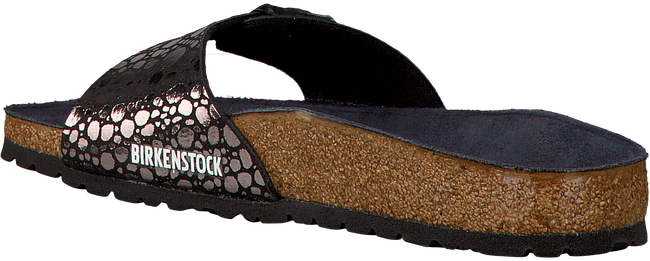 Zwarte BIRKENSTOCK PAPILLIO Slippers MADRID METALLIC STONES  - large