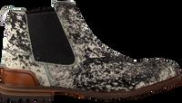 Witte FLORIS VAN BOMMEL Chelsea boots 20051 - medium