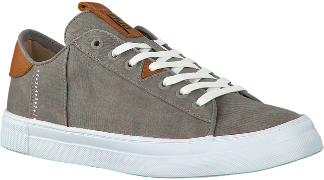 Grijze HUB Sneakers HOOK-M - large