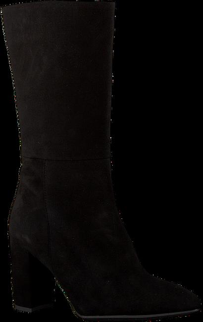 Zwarte PEDRO MIRALLES Enkellaarsjes 24826 - large