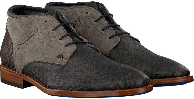 Grijze REHAB Nette schoenen SALVADOR TEE - large