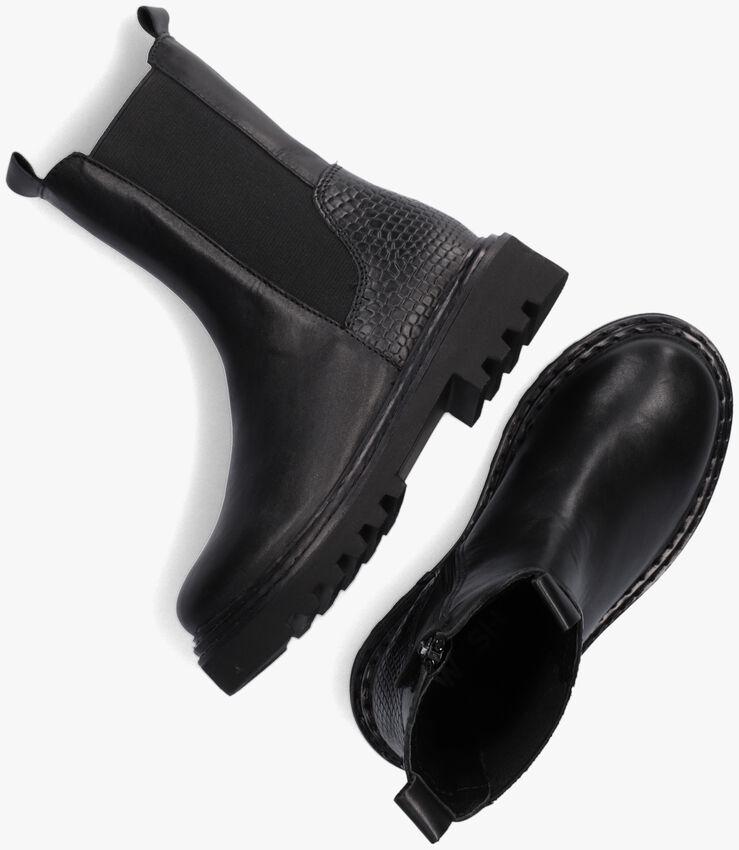 Zwarte WYSH Chelsea boots MADI  - larger