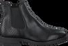 Zwarte OMODA Chelsea boots 280-001MS  - small
