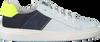 Witte CLIC! Sneakers KAZAN - small