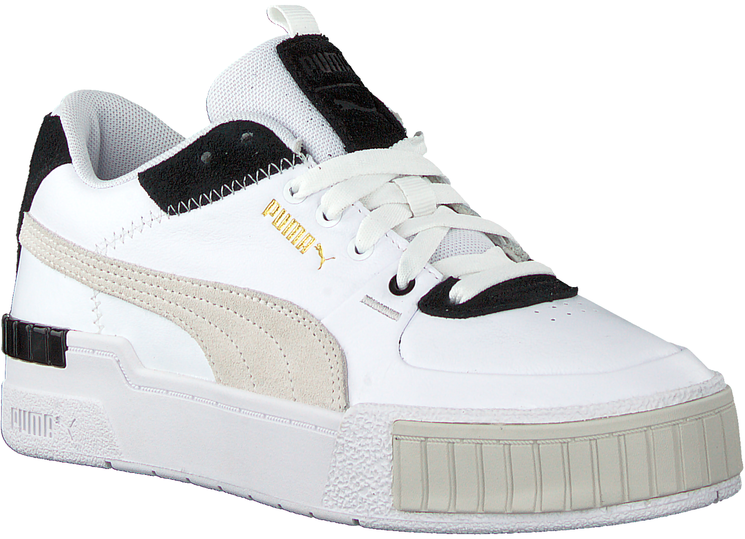 Witte PUMA Lage sneakers CALI SPORT MIX WN'S | Omoda