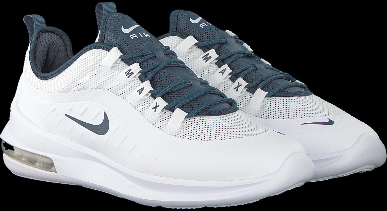 Witte NIKE Sneakers AIR MAX AXIS MEN | Omoda