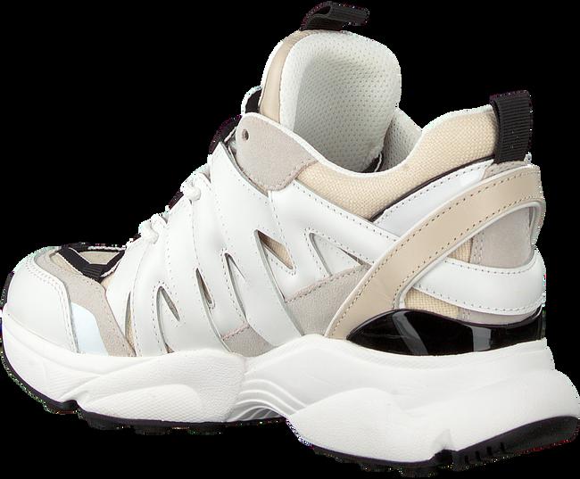 Beige MICHAEL KORS Lage sneakers HERO TRAINER  - large