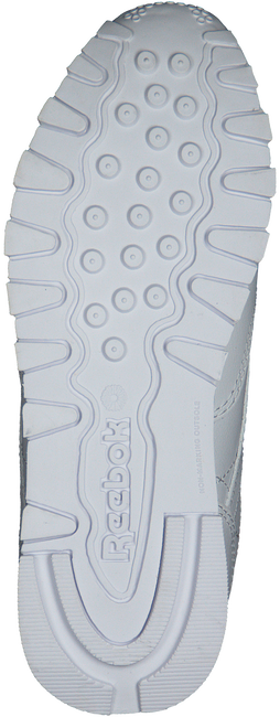 Witte REEBOK Sneakers CLASSIC LEATHER KIDS eLPGZAbP