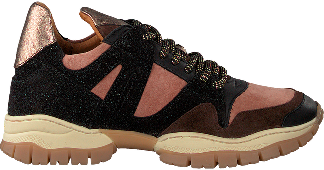 Zwarte VIA VAI Sneakers ALISHA  - large