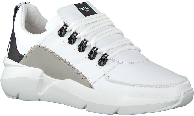 Witte NUBIKK Lage sneakers ELVEN ROYAL  - large