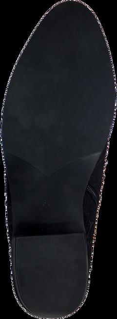 Zwarte ALMA EN PENA Enkellaarsjes 349  - large