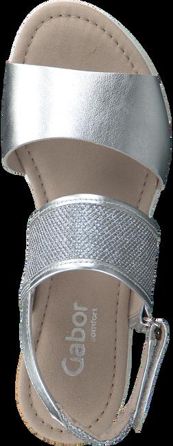 Zilveren GABOR Sandalen 742  - large