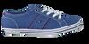 Blauwe TOMMY HILFIGER Veterschoenen SLATER 1E  - small