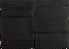 Zwarte GARZINI Portemonnee CAVARE - small