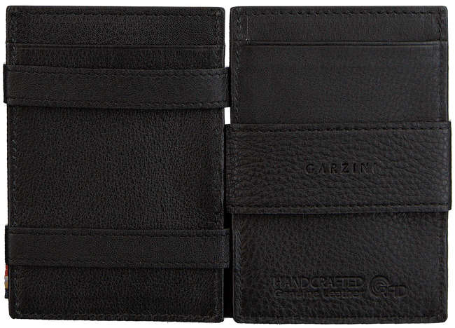 Zwarte GARZINI Portemonnee CAVARE - large
