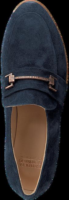Blauwe FRED DE LA BRETONIERE Loafers 120010016  - large