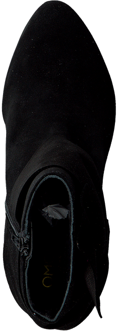 Zwarte OMODA Enkellaarsjes 7260120B - large