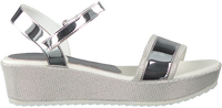 Zilveren UNISA Sandalen TALIO  - medium