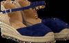 Blauwe UNISA Espadrilles CISCA - small