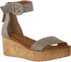 Taupe OMODA Sandalen 722015  - small