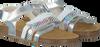 Zilveren DEVELAB Sandalen 48110  - small