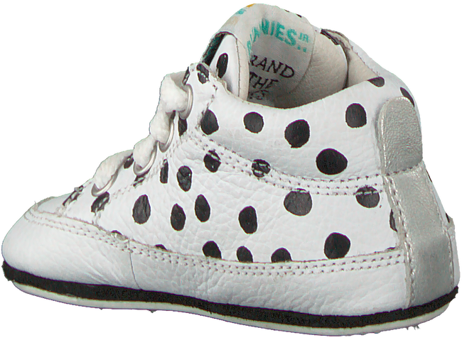 Witte BUNNIES JR Sneakers ZUKKE ZACHT P9Xsojbu