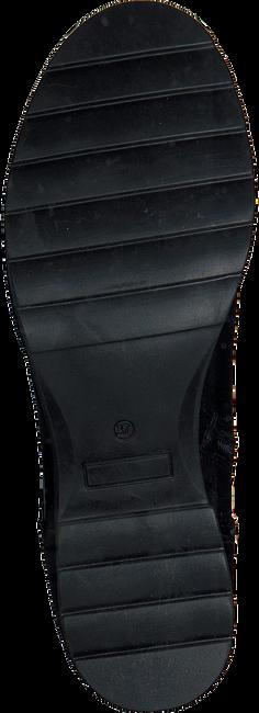 Zwarte OMODA Enkellaarsjes R15638 - large