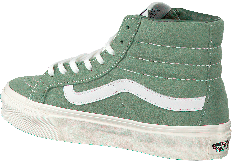 vans schoenen groen