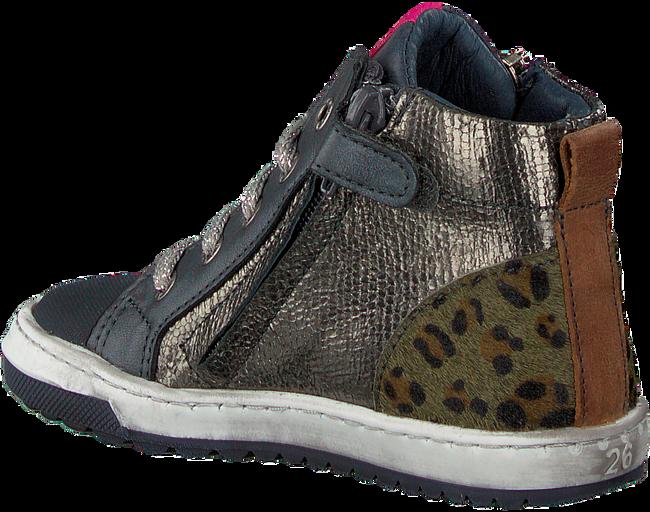 Blauwe SHOESME Sneakers EF8W024  - large
