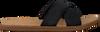 Zwarte UGG Slippers SEASIDE SLIDE  - small