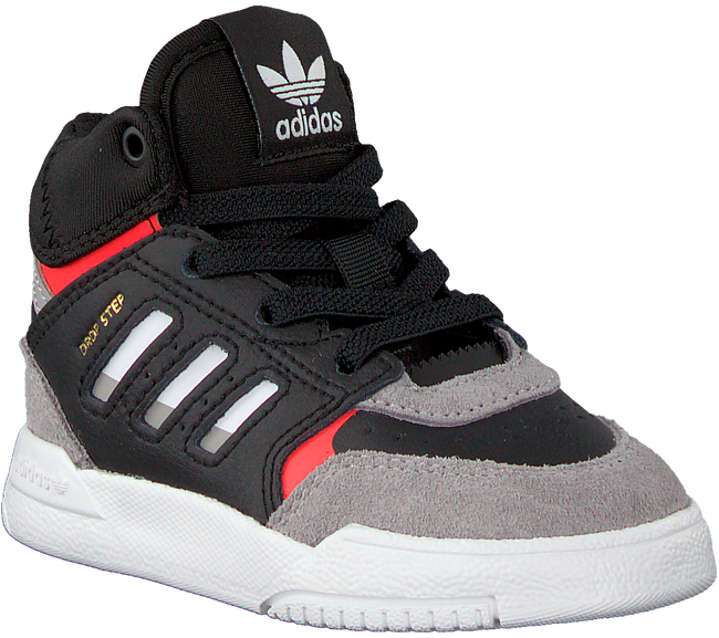 Zwarte ADIDAS Sneakers DROPSTEP KIDS  - large