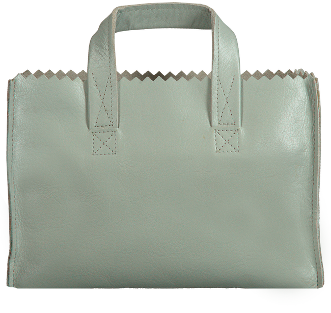 Groene MYOMY Handtas MY PAPER BAG HANDBAG MINI - large