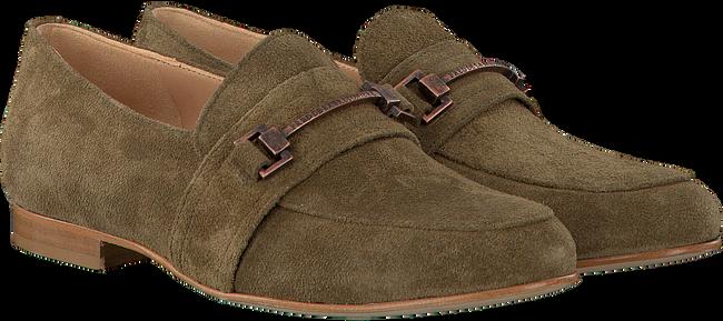 Groene FRED DE LA BRETONIERE Loafers 120010016  - large