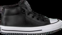 Zwarte CONVERSE Sneakers CHUCK TAYLOR A.S. STREET KIDS  - medium