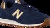 Blauwe NEW BALANCE Lage sneakers WL373  - small