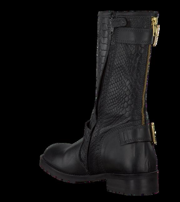 Zwarte HIP Lange laarzen H1263  - large