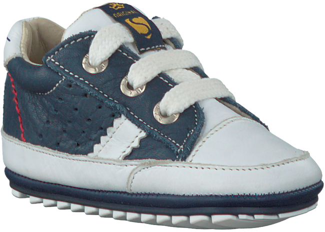 Blauwe SHOESME Babyschoenen BP7S007  - large