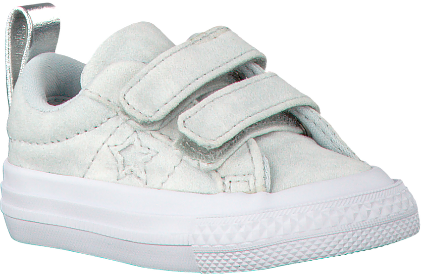 Grijze CONVERSE Sneakers ONE STAR 2V OX - larger