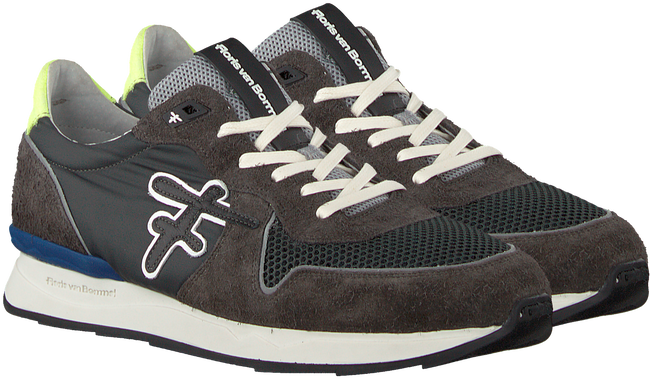 Grijze FLORIS VAN BOMMEL Sneakers 16246  - large
