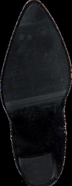 Zwarte BRONX Enkellaarzen 34107 - large