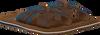 Blauwe AUSTRALIAN Slippers HAAMSTEDE AT SEA - small