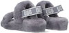 Grijze UGG Pantoffels W OH YEAH  - small