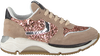 Roze CLIC! Lage sneakers CL-20101  - small