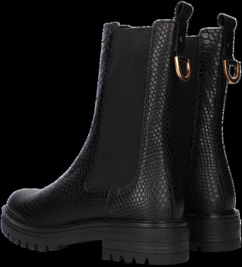 Zwarte OMODA Chelsea boots LPMONK-05  - larger