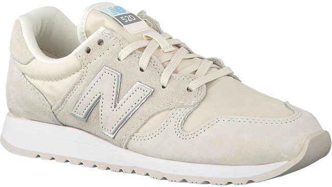 Witte NEW BALANCE Sneakers WL520 WMN - large